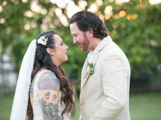 The wedding of Christie and Brandon 3