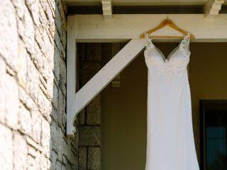 Sophia and Arden's wedding in Greece 4