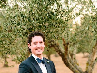 Sophia and Arden's wedding in Greece 7