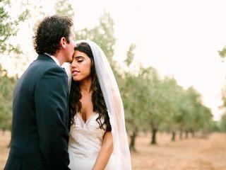 Sophia and Arden's wedding in Greece 14