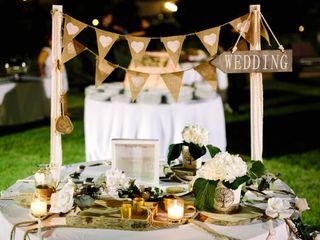 Sophia and Arden's wedding in Greece 15