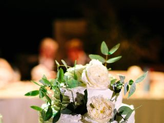 Sophia and Arden's wedding in Greece 16