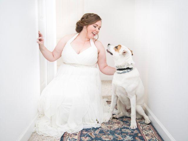 Josh and Bryton's Wedding in Heathsville, Virginia 9
