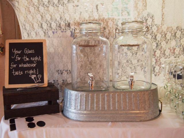 Josh and Bryton's Wedding in Heathsville, Virginia 18