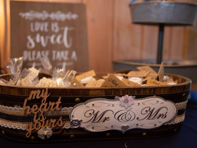 Josh and Bryton's Wedding in Heathsville, Virginia 21