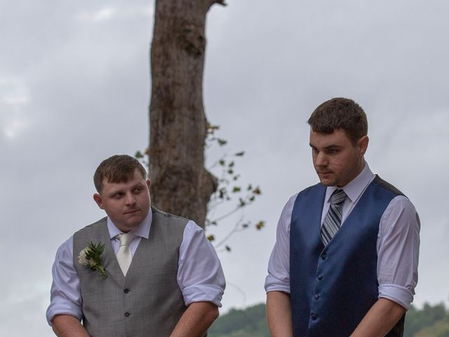 Josh and Bryton's Wedding in Heathsville, Virginia 38