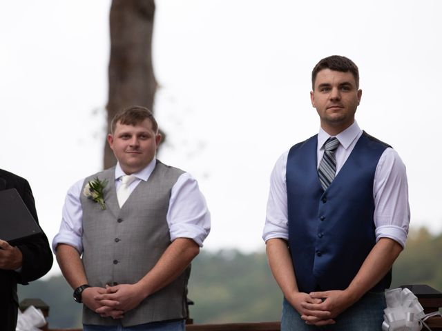 Josh and Bryton's Wedding in Heathsville, Virginia 41