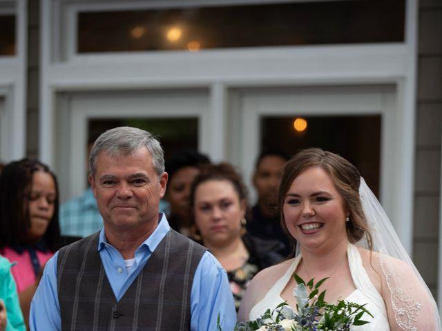 Josh and Bryton's Wedding in Heathsville, Virginia 42