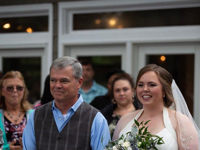 Josh and Bryton's Wedding in Heathsville, Virginia 43