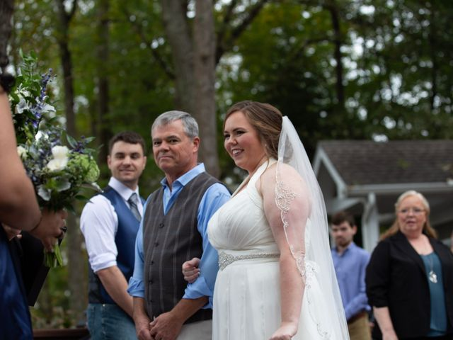Josh and Bryton's Wedding in Heathsville, Virginia 45