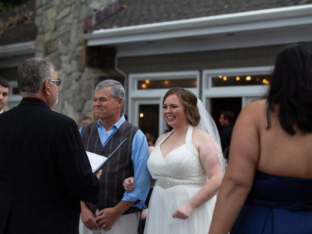 Josh and Bryton's Wedding in Heathsville, Virginia 46