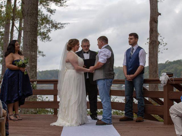 Josh and Bryton's Wedding in Heathsville, Virginia 50