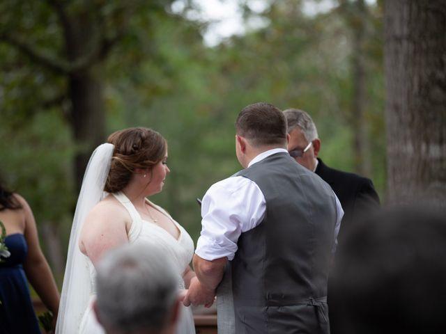 Josh and Bryton's Wedding in Heathsville, Virginia 52