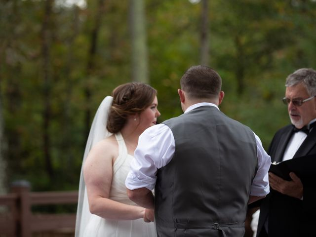 Josh and Bryton's Wedding in Heathsville, Virginia 53