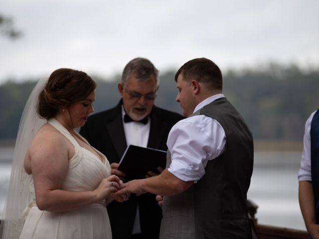 Josh and Bryton's Wedding in Heathsville, Virginia 56
