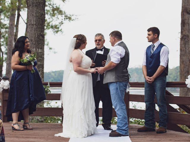 Josh and Bryton's Wedding in Heathsville, Virginia 57