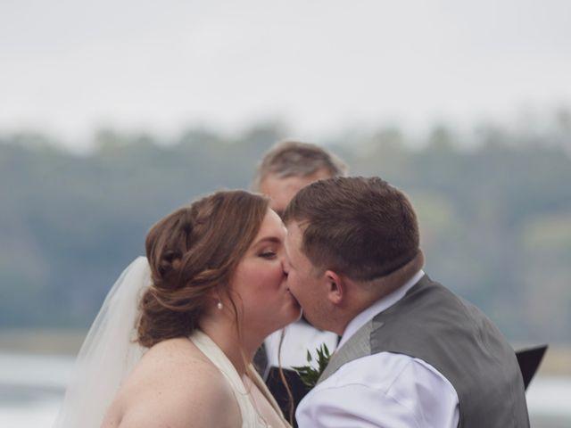 Josh and Bryton's Wedding in Heathsville, Virginia 62