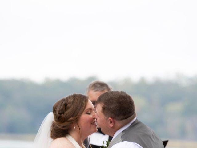 Josh and Bryton's Wedding in Heathsville, Virginia 63