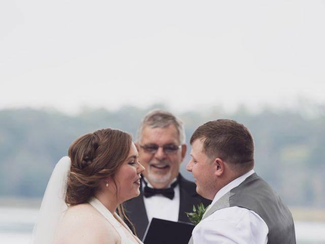 Josh and Bryton's Wedding in Heathsville, Virginia 64