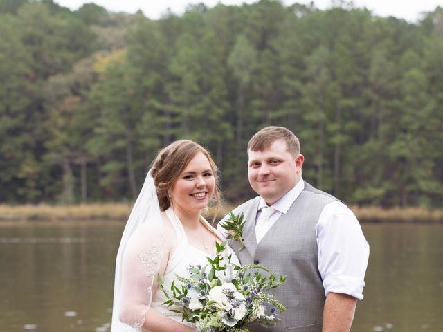 Josh and Bryton's Wedding in Heathsville, Virginia 70