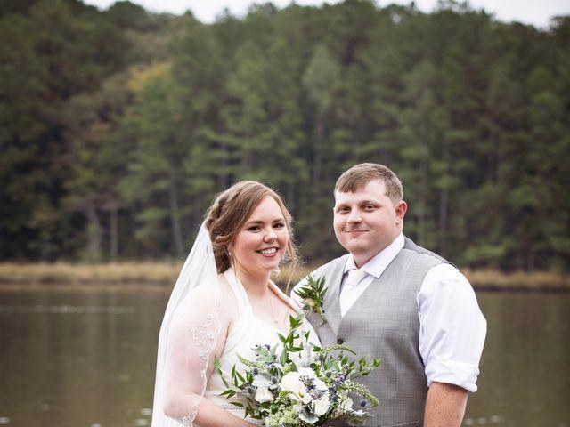 Josh and Bryton's Wedding in Heathsville, Virginia 71