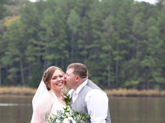 Josh and Bryton's Wedding in Heathsville, Virginia 73