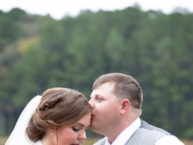 Josh and Bryton's Wedding in Heathsville, Virginia 74
