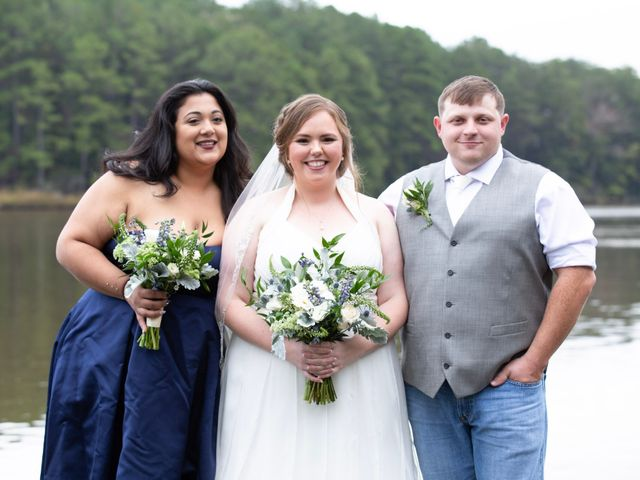 Josh and Bryton's Wedding in Heathsville, Virginia 75