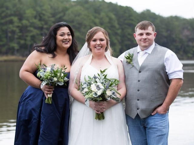 Josh and Bryton's Wedding in Heathsville, Virginia 76