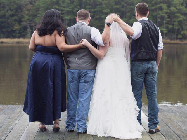 Josh and Bryton's Wedding in Heathsville, Virginia 77