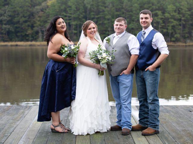 Josh and Bryton's Wedding in Heathsville, Virginia 78
