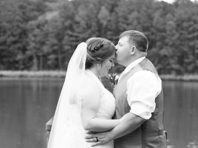 Josh and Bryton's Wedding in Heathsville, Virginia 85