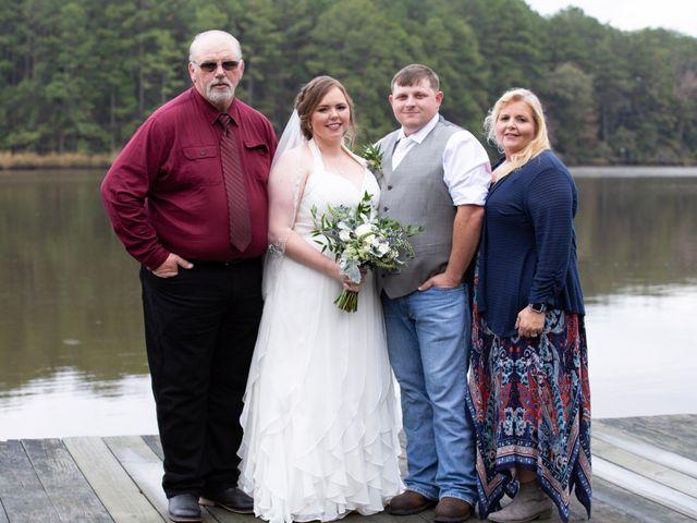Josh and Bryton's Wedding in Heathsville, Virginia 96