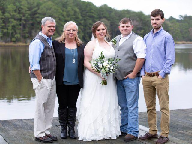 Josh and Bryton's Wedding in Heathsville, Virginia 100