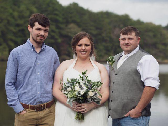 Josh and Bryton's Wedding in Heathsville, Virginia 102