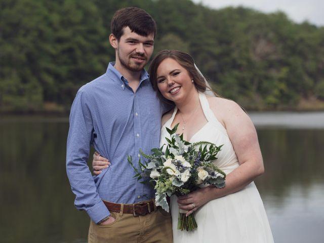 Josh and Bryton's Wedding in Heathsville, Virginia 104