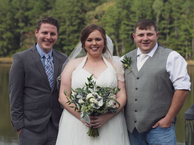 Josh and Bryton's Wedding in Heathsville, Virginia 105
