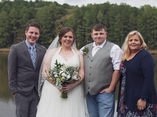 Josh and Bryton's Wedding in Heathsville, Virginia 106