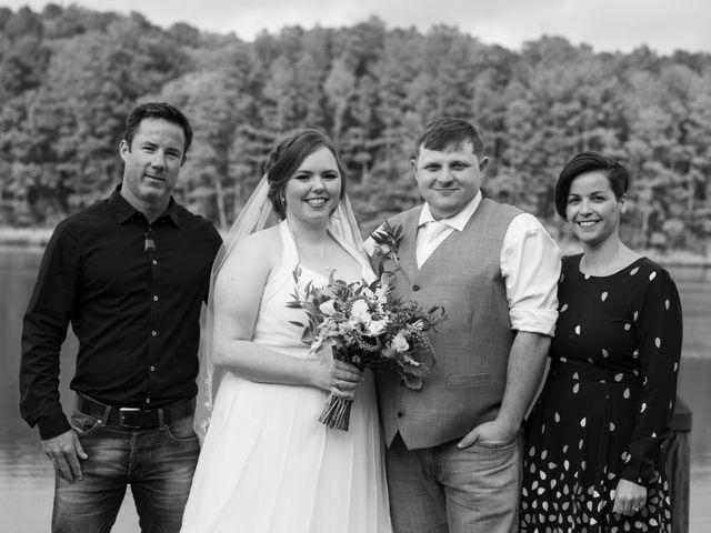 Josh and Bryton's Wedding in Heathsville, Virginia 108