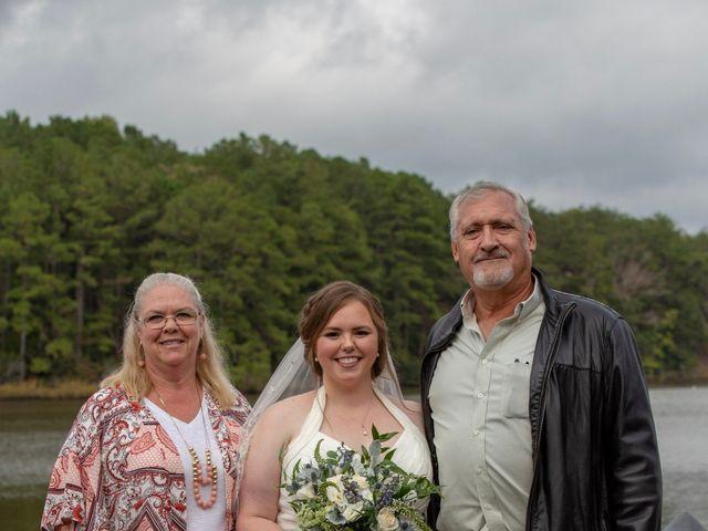 Josh and Bryton's Wedding in Heathsville, Virginia 113