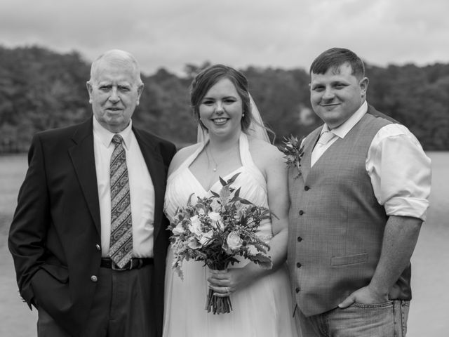 Josh and Bryton's Wedding in Heathsville, Virginia 116