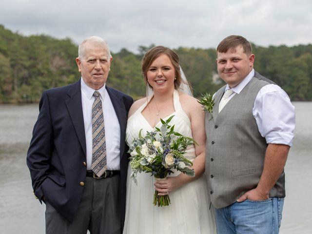 Josh and Bryton's Wedding in Heathsville, Virginia 117