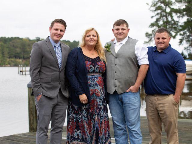 Josh and Bryton's Wedding in Heathsville, Virginia 119