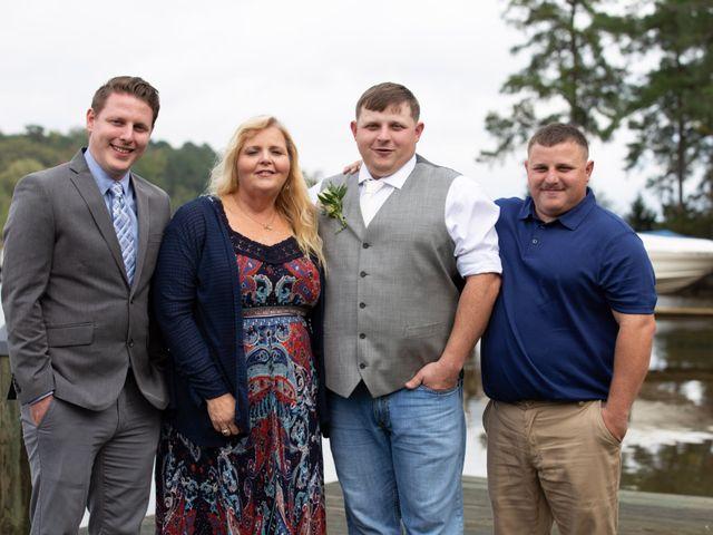 Josh and Bryton's Wedding in Heathsville, Virginia 121
