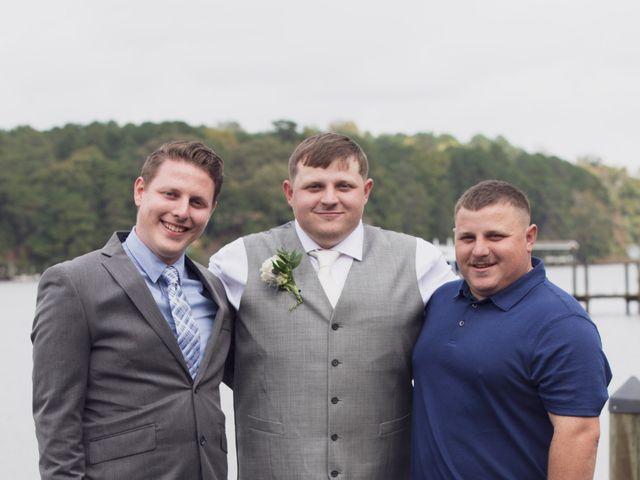 Josh and Bryton's Wedding in Heathsville, Virginia 123