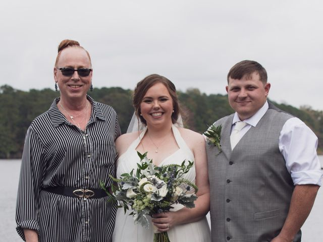 Josh and Bryton's Wedding in Heathsville, Virginia 124