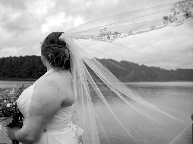Josh and Bryton's Wedding in Heathsville, Virginia 128