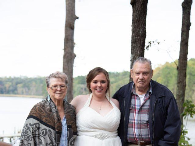 Josh and Bryton's Wedding in Heathsville, Virginia 139