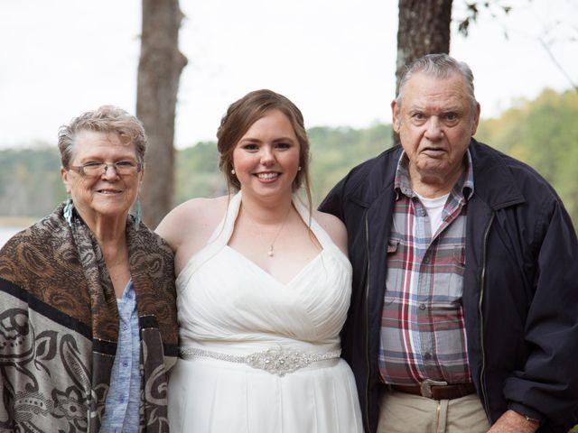 Josh and Bryton's Wedding in Heathsville, Virginia 140