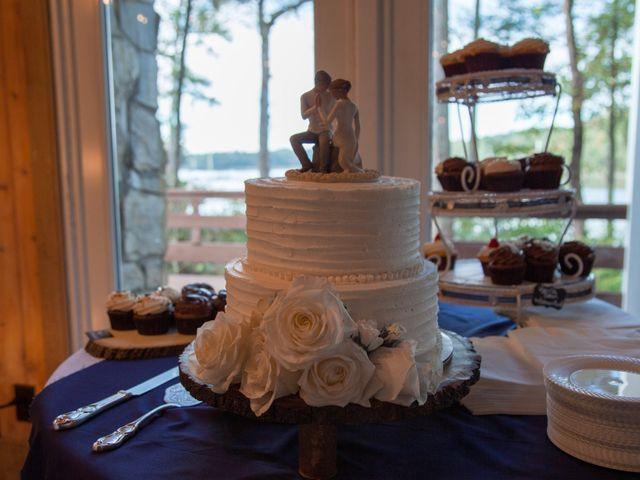 Josh and Bryton's Wedding in Heathsville, Virginia 141
